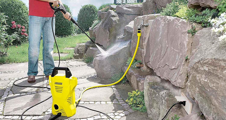 hidrolimpiadora karcher k2 limpieza