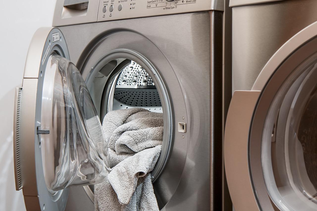 Lavadora, limpiar, limpieza