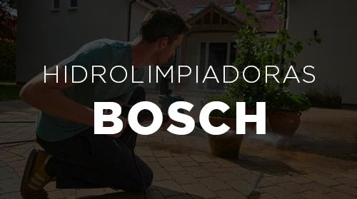 Mejores hidrolimpiadoras Bosch